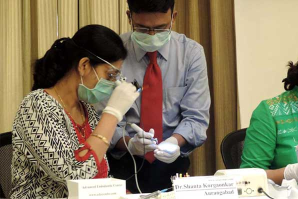 Advanced Endodontic Center - Endodontic Courses in India By